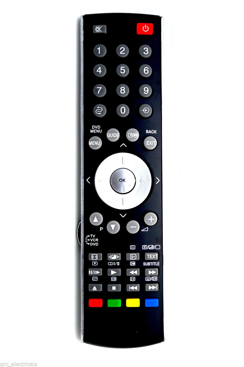 Bush Tv Remote