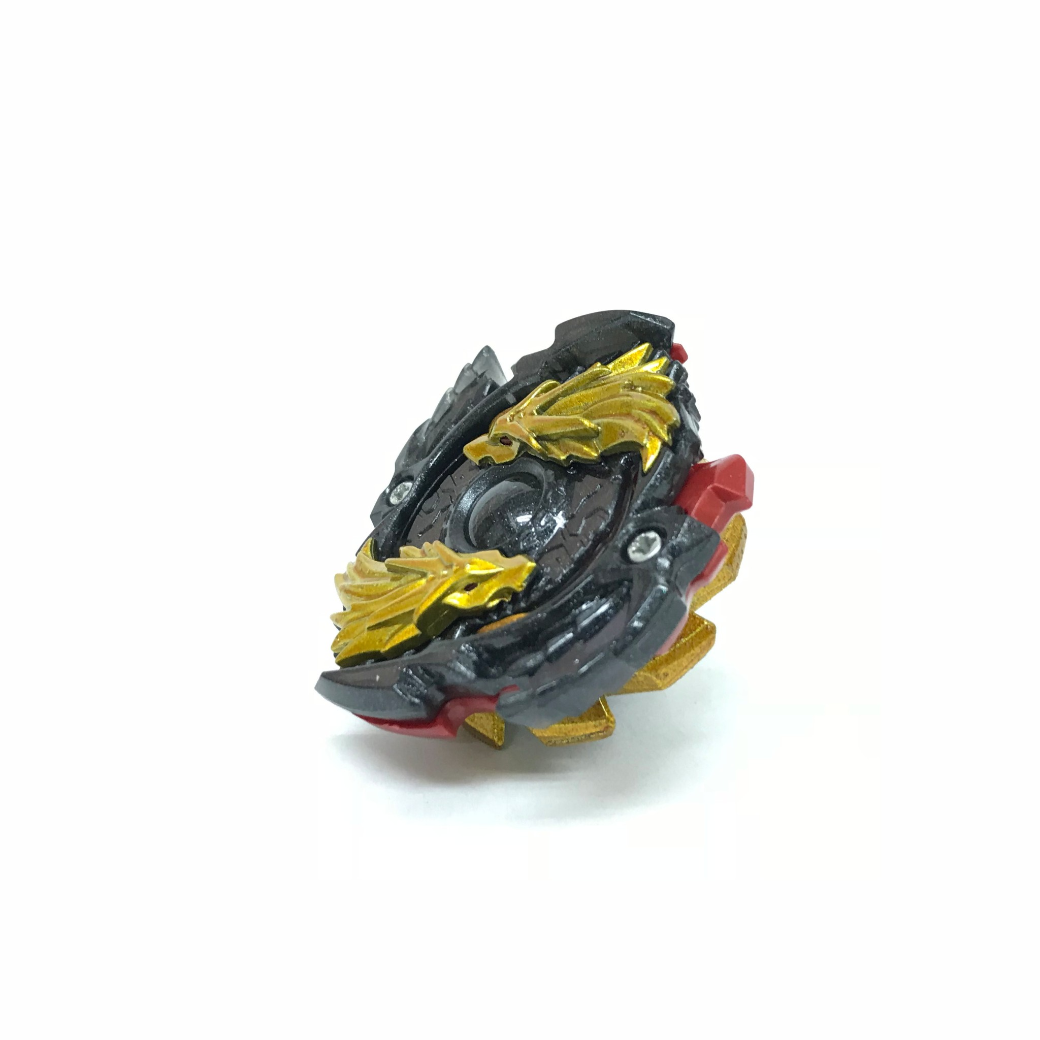 Beyblade BURST B-00 Gold Lost Longinus .N.Sp Gold Dragon With Launcher