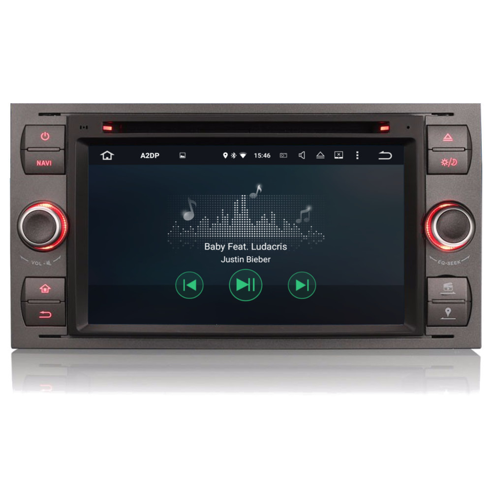 ford s max c max focus android 5 1 headunit dab radio gps. Black Bedroom Furniture Sets. Home Design Ideas