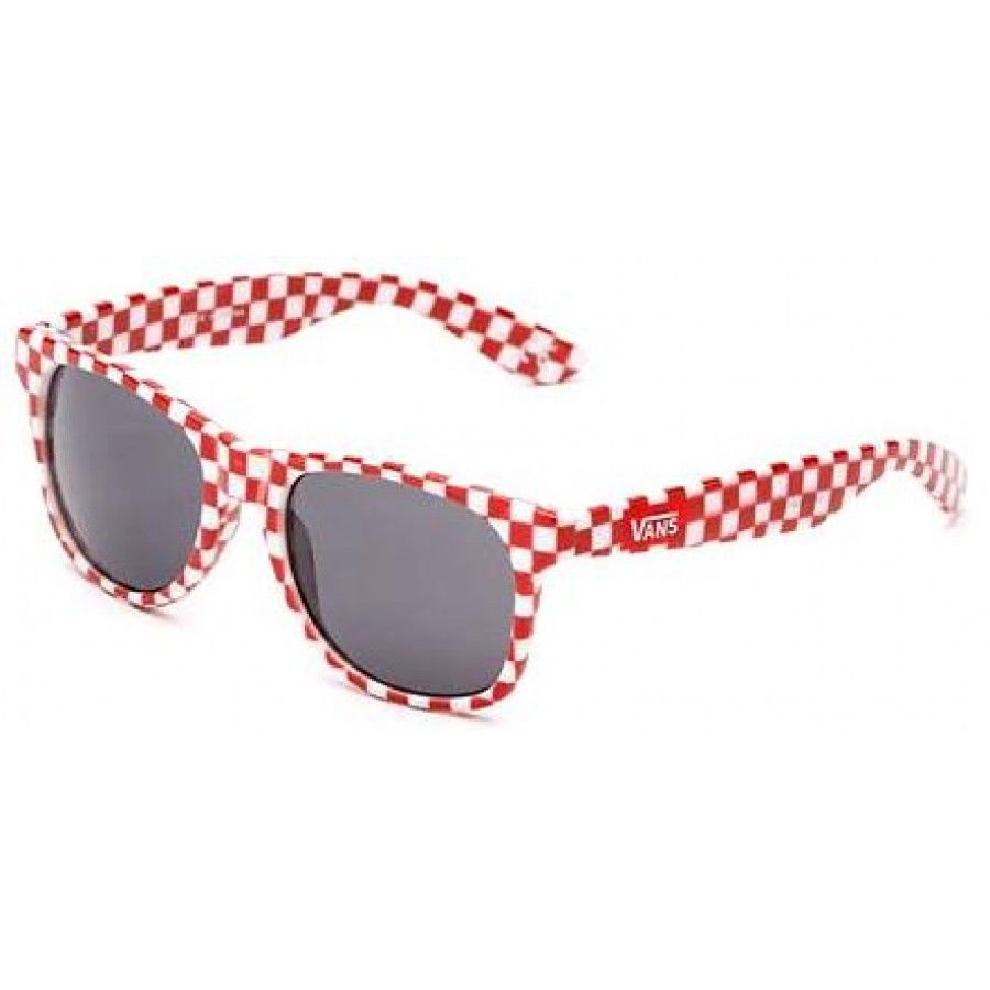 Vans Shoes Shades Spicoli 4 Red Hot Chili Pepper Checkerboard Skate Surf Bmx Sunglasses