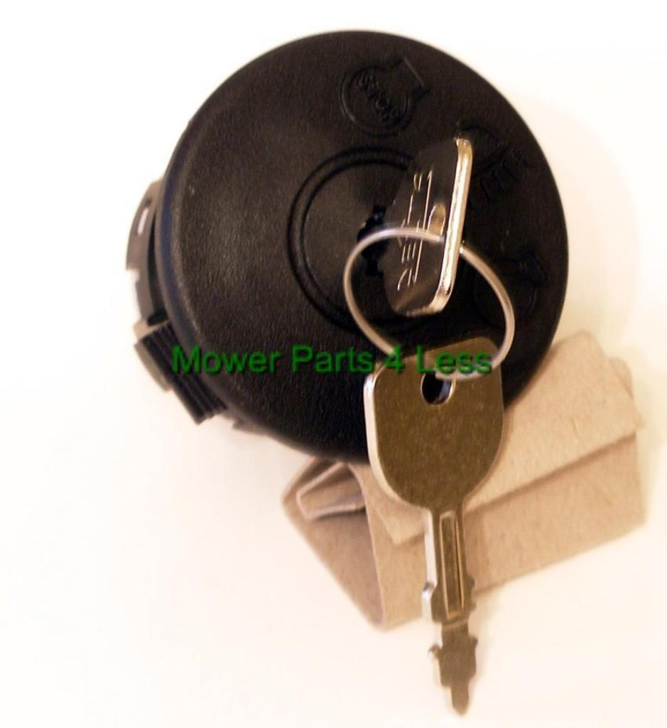 John Deere Replacement Keys : Replacement ignition switch w keys for john deere gy