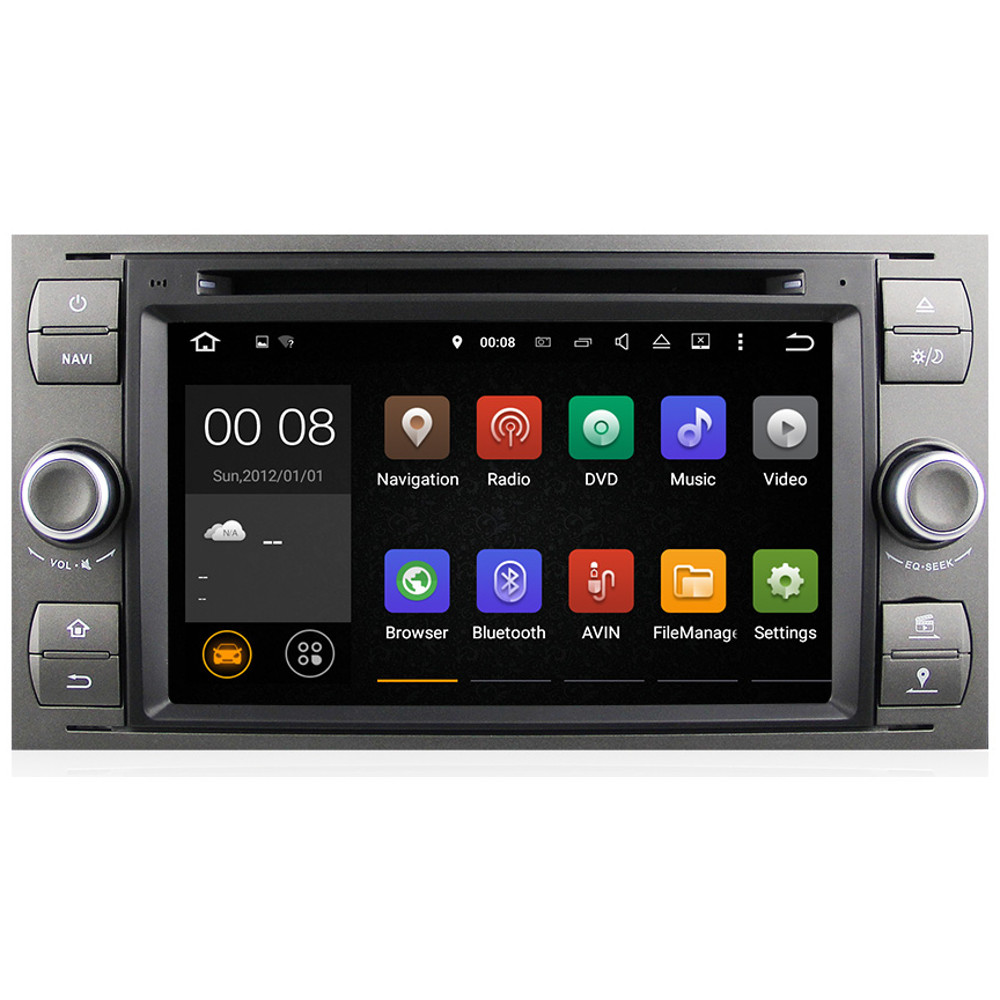 ford fiesta mk6 galaxy android 5 1 headunit dab radio gps. Black Bedroom Furniture Sets. Home Design Ideas
