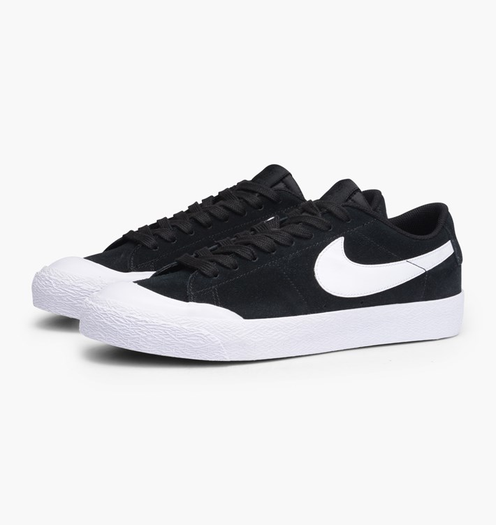 Nike SB Shoes Air Zoom Blazer Low XT Black White Mens Skateboard Sneakers USA Size New FREE POST