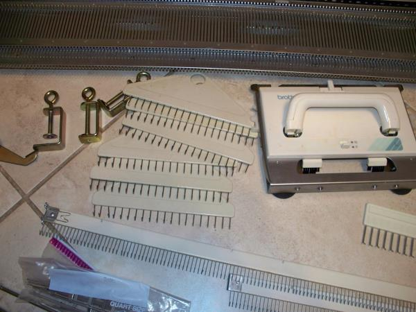 electronic knitting machine for sale