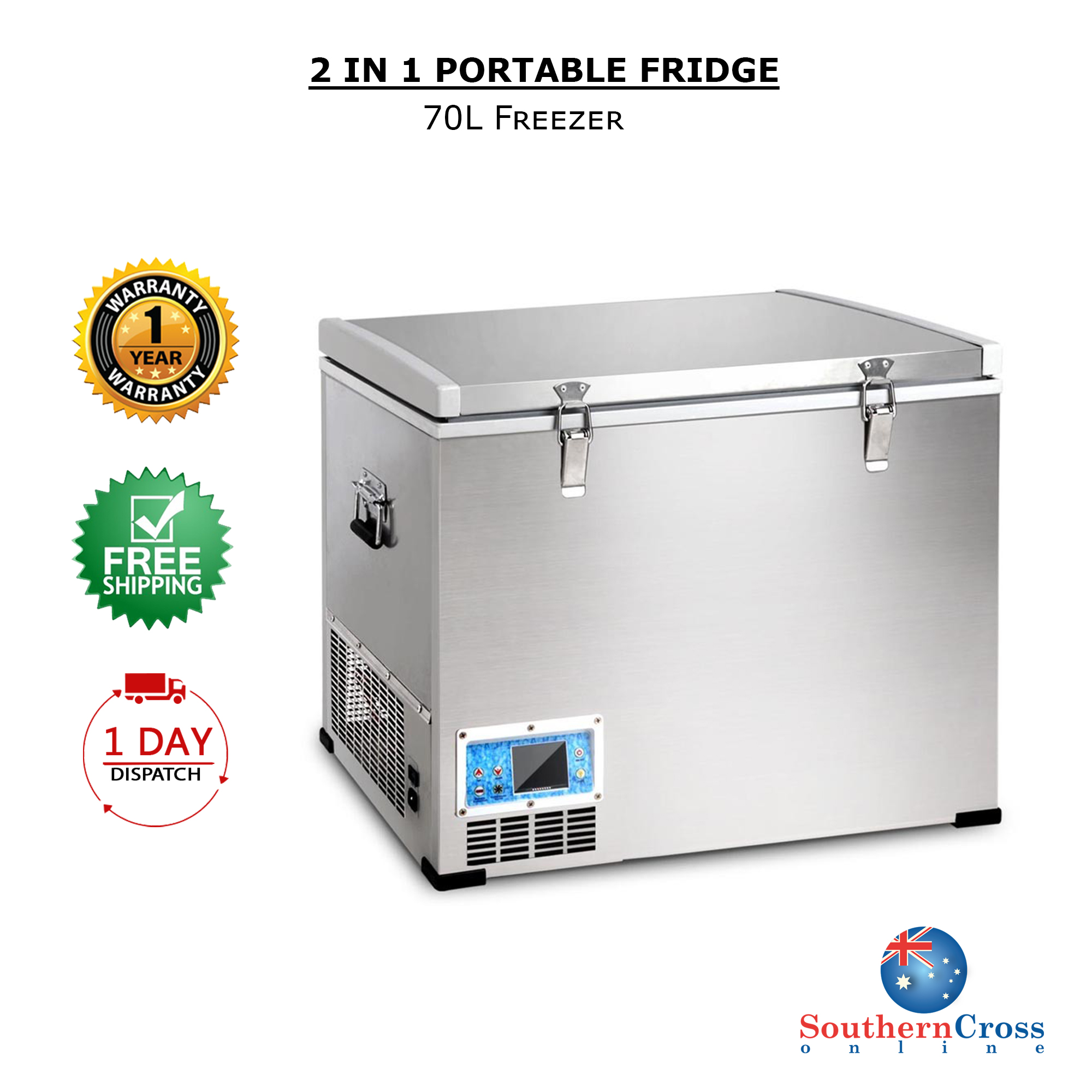 Car Refrigerator Freezer