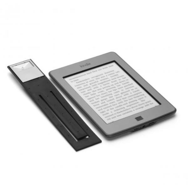 how to add light to a kobo reader
