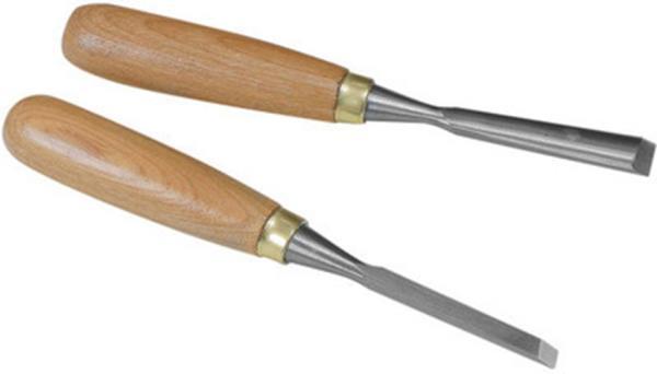 Piece hand hobby carving tool for woodworking chisel