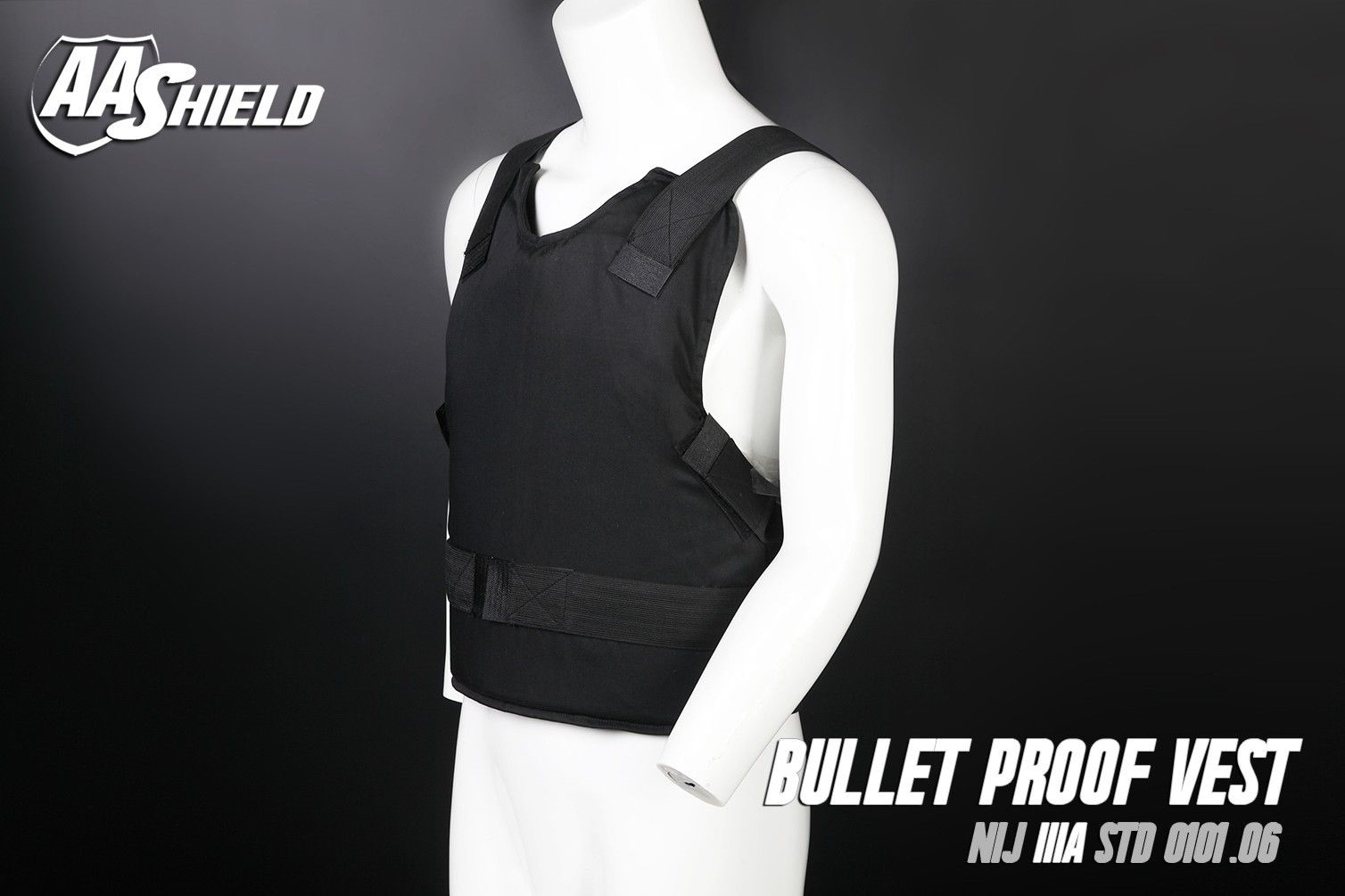 aa shield bullet proof vest comfort concealable body armor lvl aa shield bullet proof vest body armor vip suit comfortable armor aramid core carrier black xxl