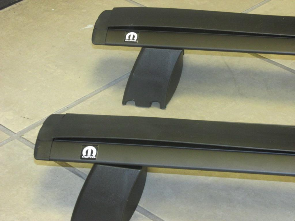 jeep grand cherokee roof rack cross rails new oem mopar ebay. Cars Review. Best American Auto & Cars Review