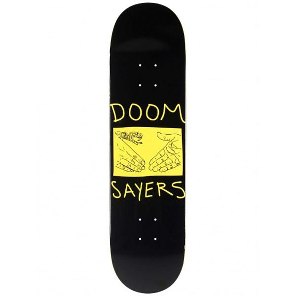 Doom Sayers Club Skateboard Deck Snake Shake 8.25 FREE GRIP FREE POST