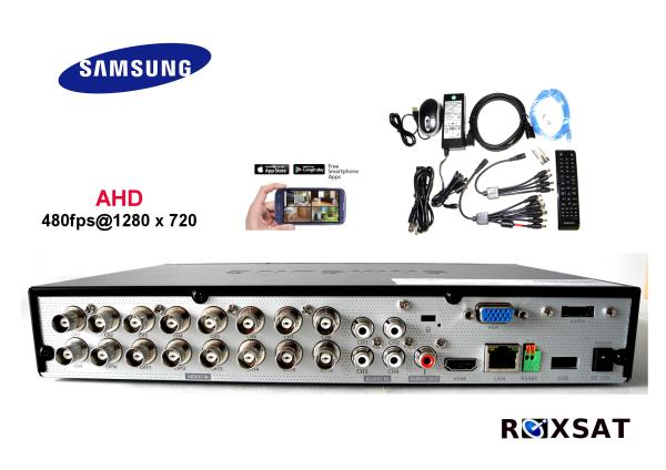 Samsung Ahd Dvr Of Sdh C5100 System Works With All Sd And