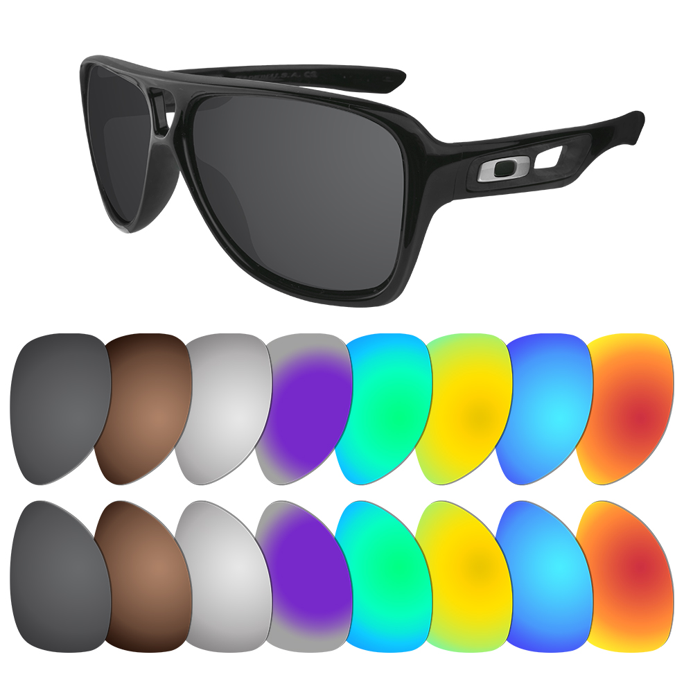 oakley 4 1 replacement lenses ldlr  Polarized Replacement Lenses For Oakley Dispatch 2 Sunglasses