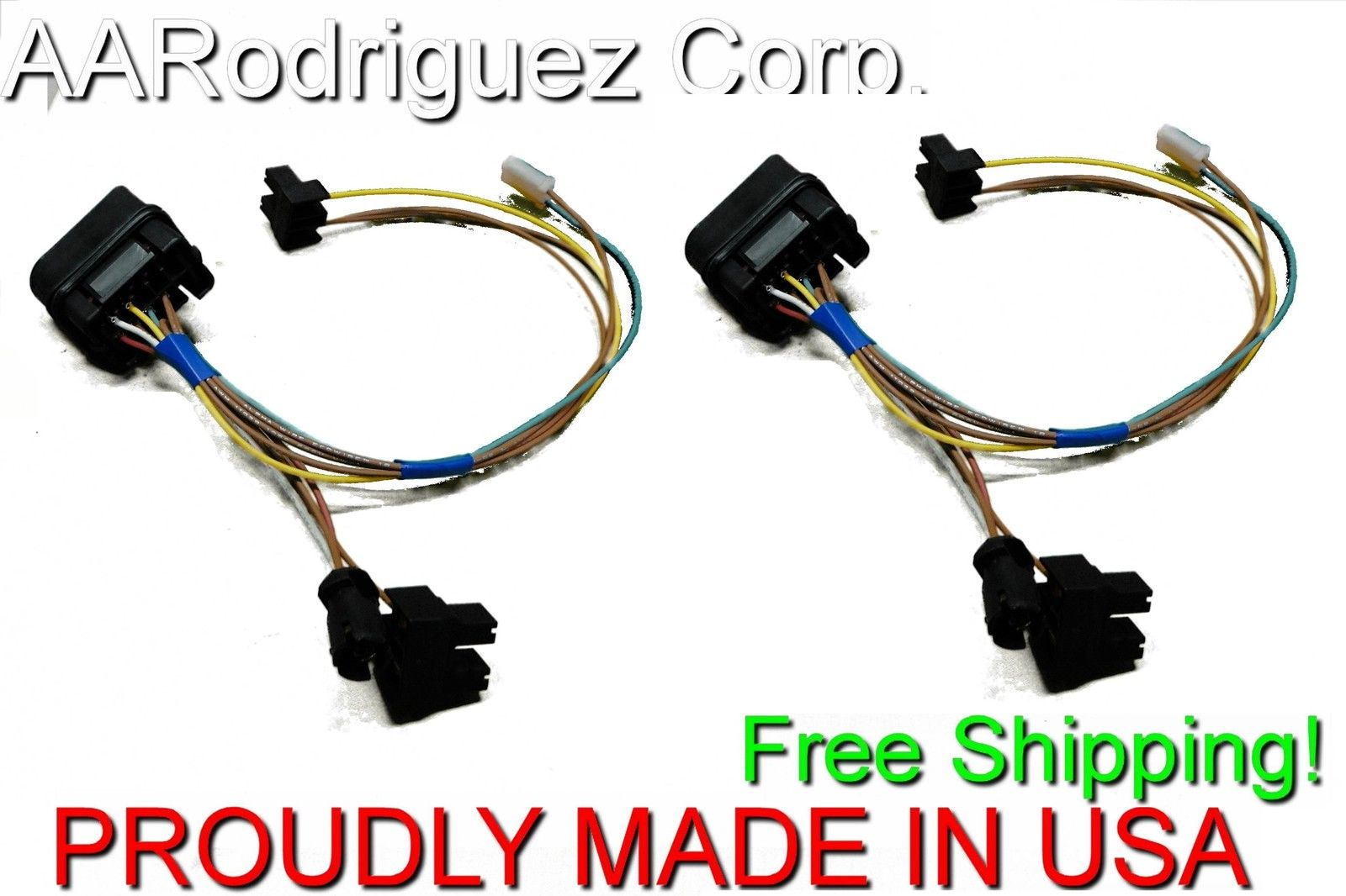 vw cabrio headlights 2 new headlight wiring harness 1999 2005 vw mk4 golf cabrio
