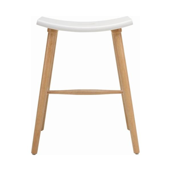 Www Modern Furniture: Modern Scandinavian Retro Wooden Bar Counter Cafe Stool