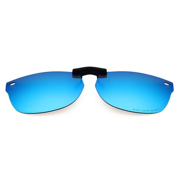 glass lens polarized sunglasses  polarized custom clip-on