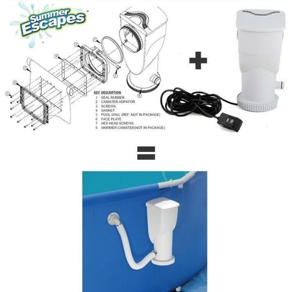 Canister Filter For Above Ground Pool Canister Free Engine Image For User Manual Download