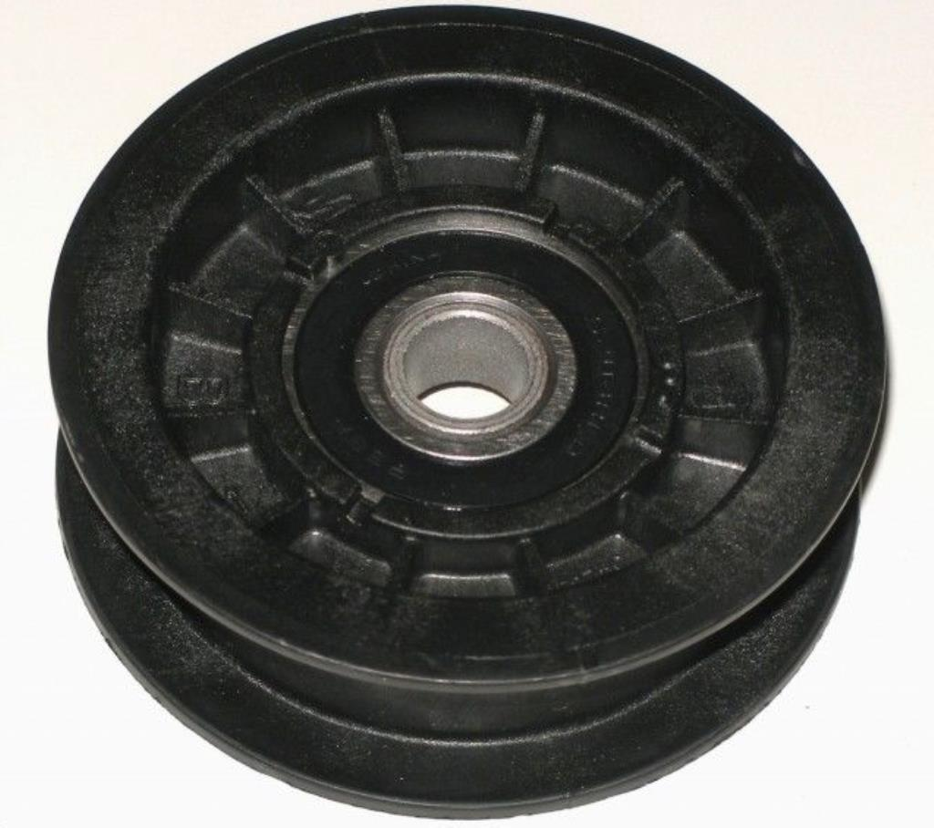 Rope Idler Pulley : Replacement flat idler pulley fits murray  ma
