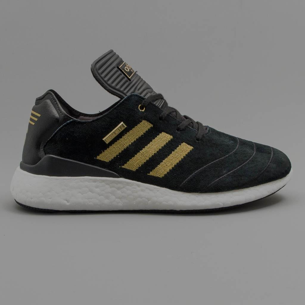 Adidas Shoes Black And Gold