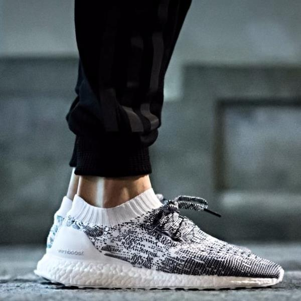adidas Introduces the UltraBOOST Uncaged HUH.