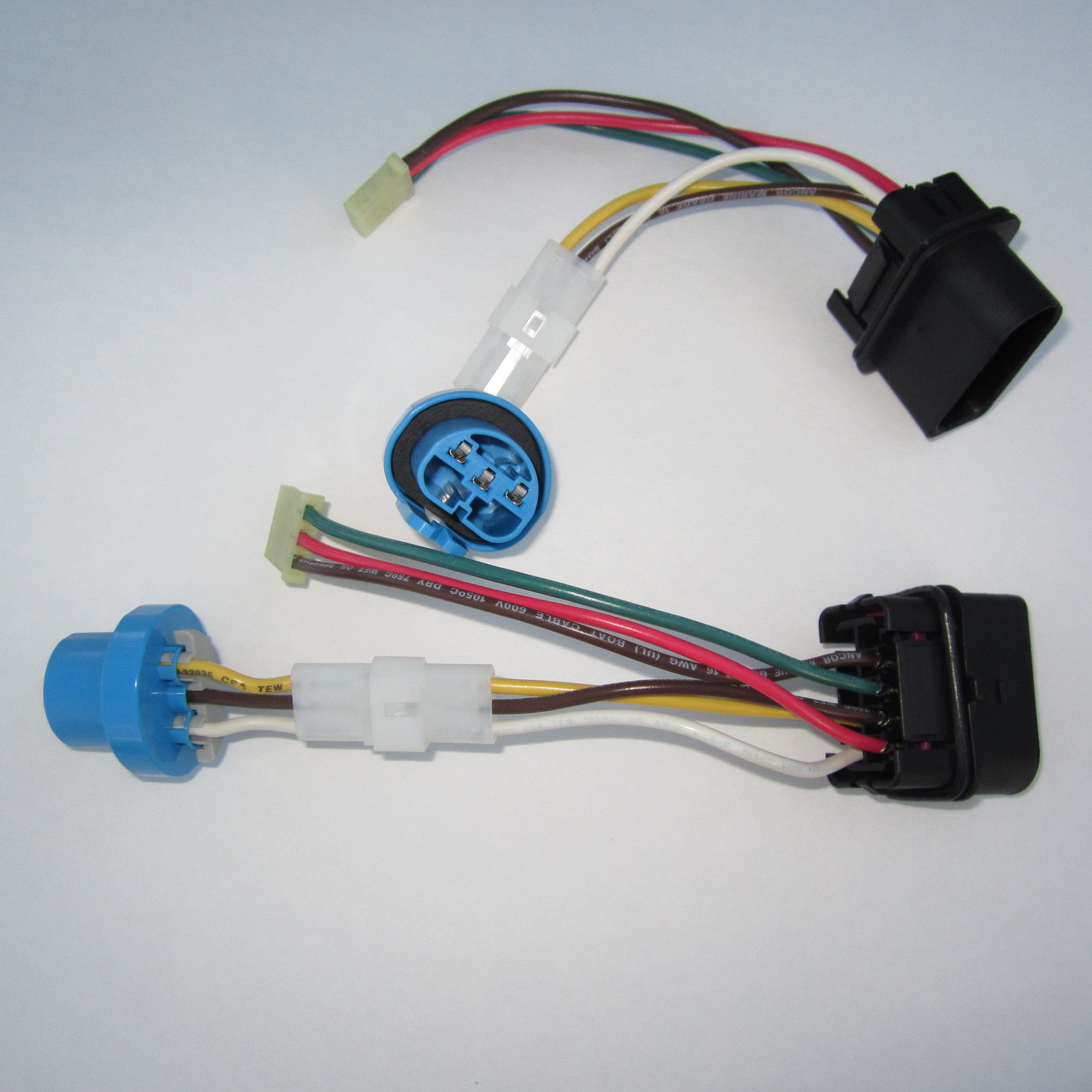 221341336752 2 2) new complete internal headlight wiring harness 1999 2005 vw vw jetta headlight wiring harness at mifinder.co