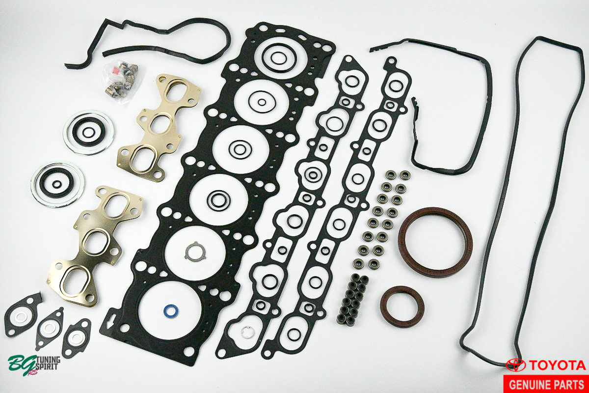 90 95 Supra Soarer Chaser Cresta Mark Ii Engine Gasket Kit 1jz Gte Wiring Harness Plugs Please Use Only Genuine Factory Approved Parts When Working On Critical Safety Items Such As Steering Airbags Transmissions Drivetrain Etc Offshore