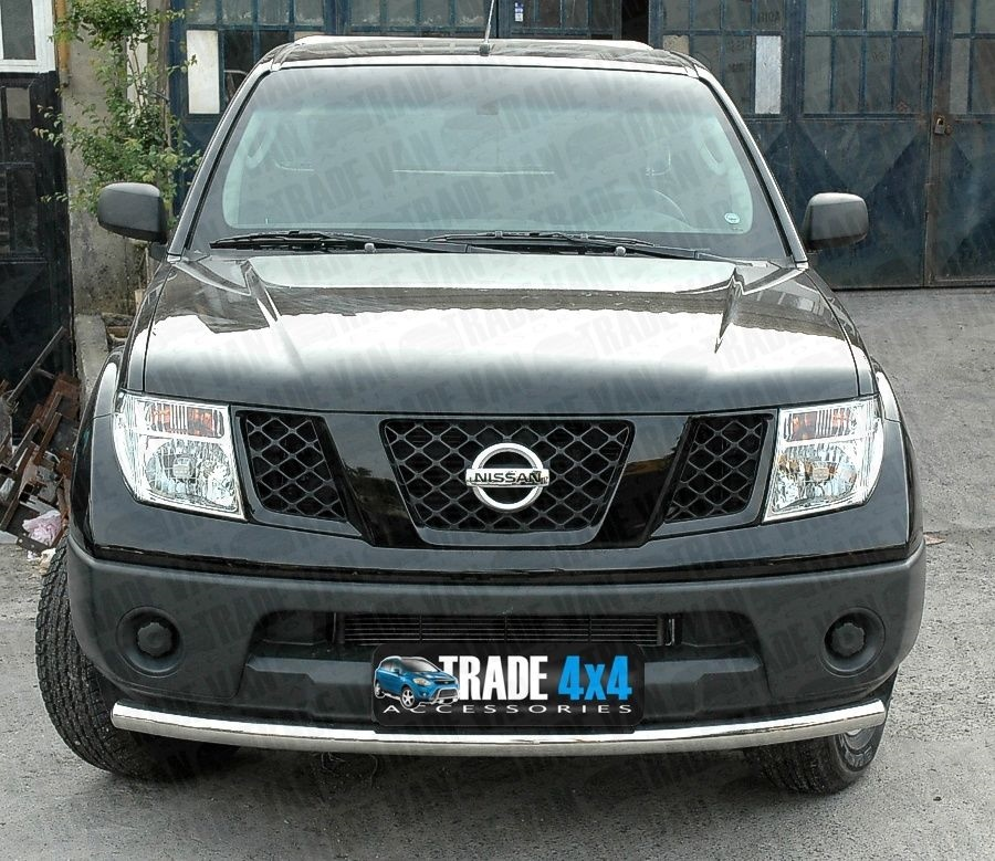 nissan navara d40 pickup 4x4 front city bar a bar bullbar bull bar 2006 on ebay. Black Bedroom Furniture Sets. Home Design Ideas