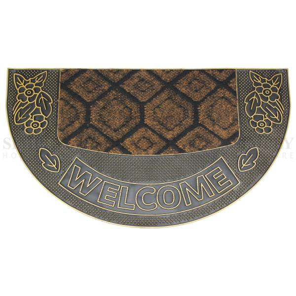rubber coir front door mats large doormats outdoor rugs non slip long