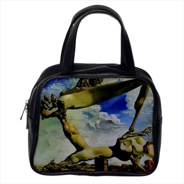 Europe After The Rain II Max Ernst Leather Sling Bag & Women's ...