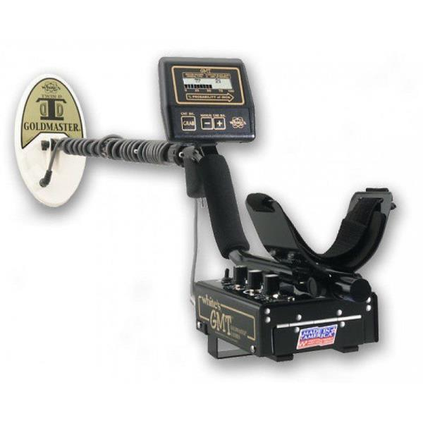 """Whites GMT Metal Detector With 6"""" X 9"""" Waterproof"""