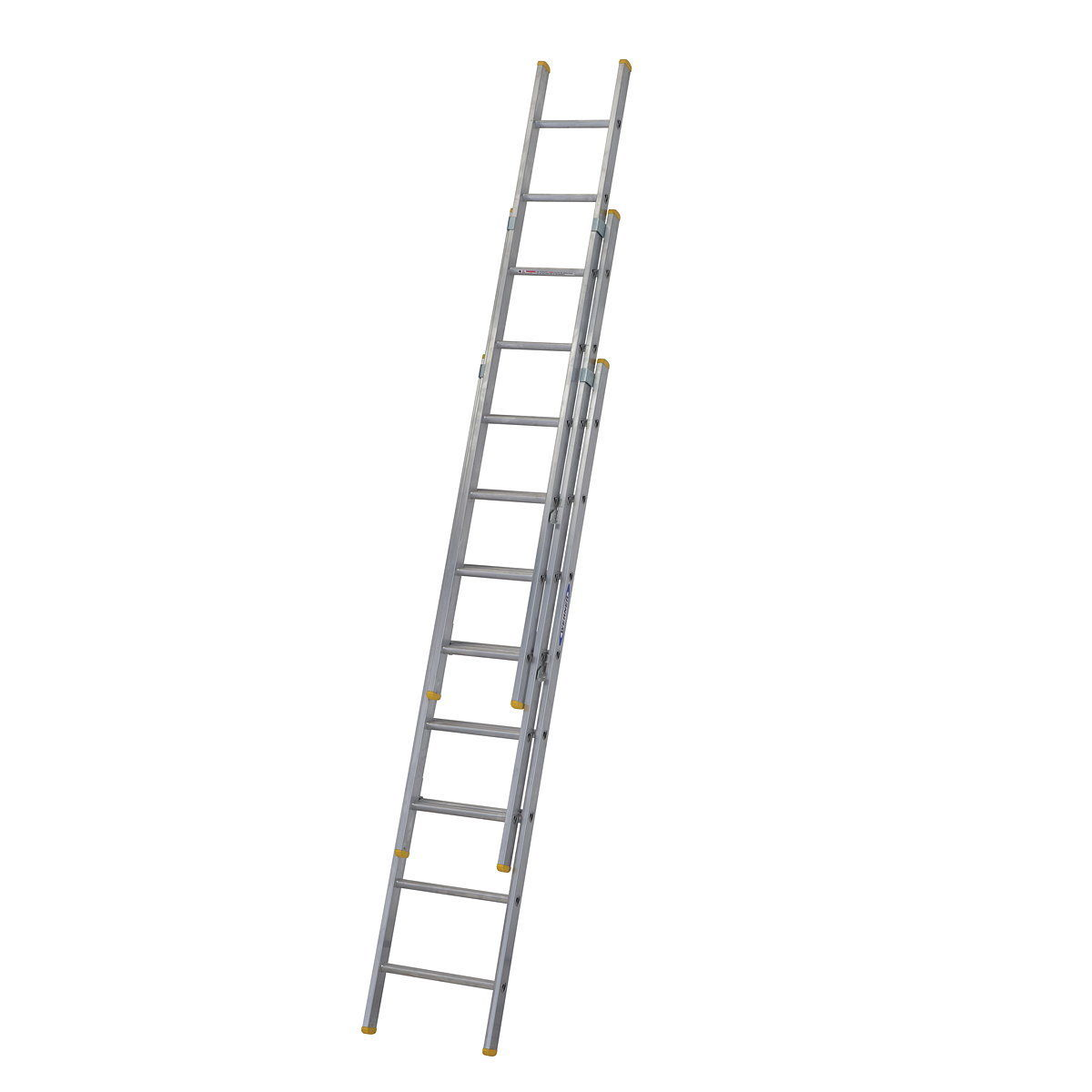 3 Section Ladder : Werner abru promaster bsen trade triple section