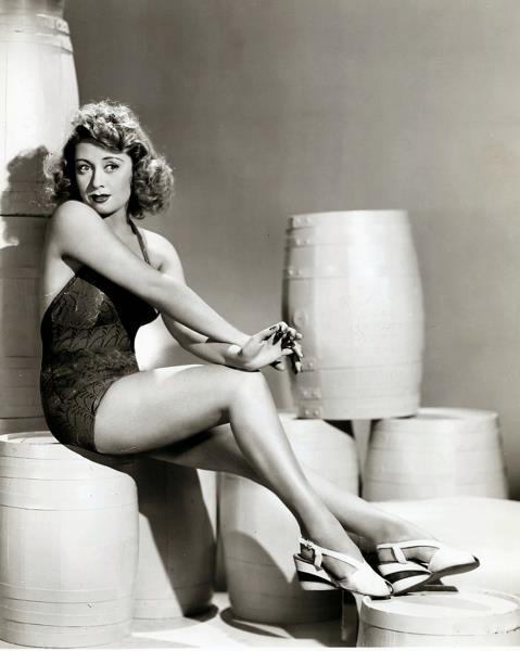 Joan blondell nude hustler photo