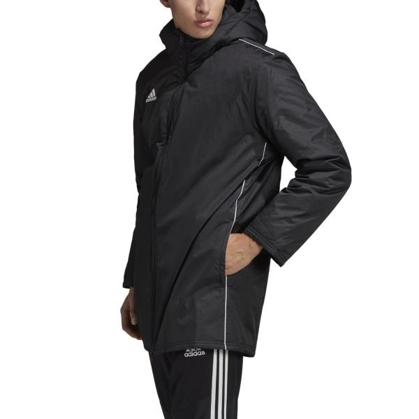 Details about adidas Men's Core 18 Stadium Jacket Black
