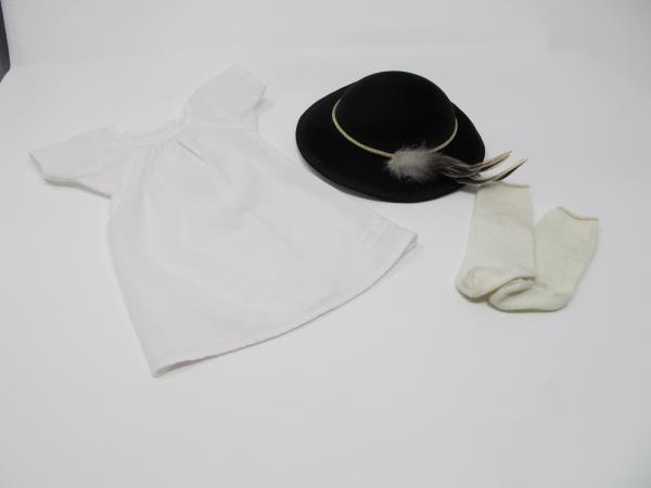 "American Girl Retired Felicity 18/"" Doll Tea Lesson Outfit HAT ONLY"