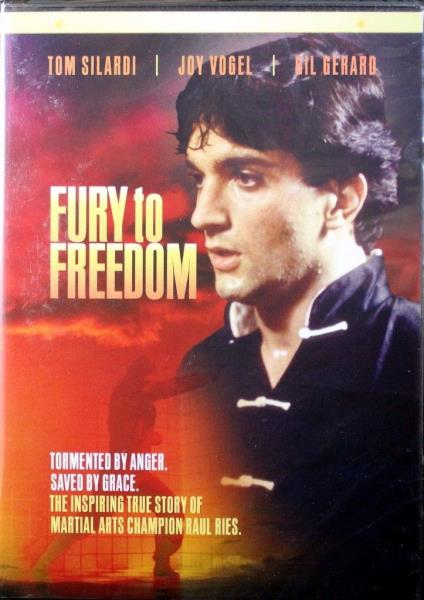 Details about Fury To Freedom NEW Christian Inspiring True Story Martial  Arts Champ Raul Ries