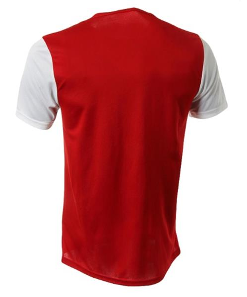 Details about Adidas Men ESTRO 19 Shirts SS Soccer Jersey Red White Tee Top GYM Shirt DP3230