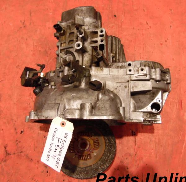 95 99 eclipse oem complete manual transmission gst turbo f5m31 ebay rh ebay com 1992 Mitsubishi 3000GT Manual Transmission 1997 mitsubishi eclipse automatic transmission problems