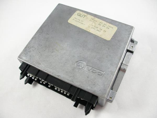 Mercedes Benz W140 500sel S500 Vdo Egas Throttle Control Module Rhebay: 500sel S500 W140 Engine Fuse Box Get Free Image At Gmaili.net