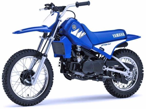Image result for yamaha pee wee 80