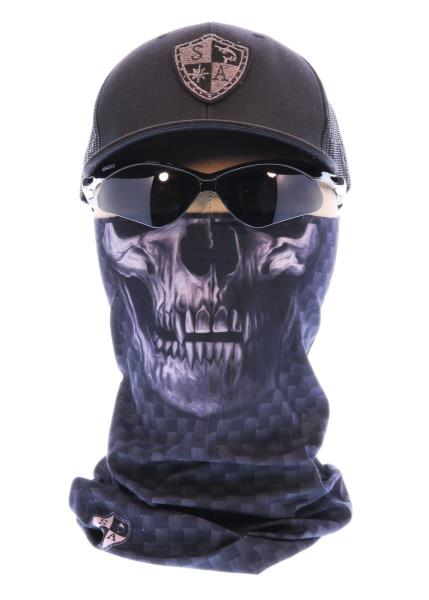 Salt Armour SA Company Face Shield Sun Mask Balaclava Neck Gaiter Bandana USA