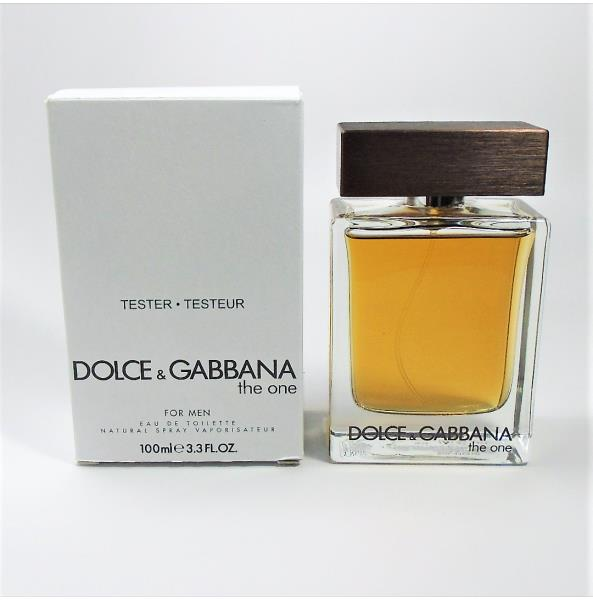 d83e4a5059846 The One by Dolce   Gabbana EDT for Men 3.3 oz - 100 ml  NEW IN TST BOX