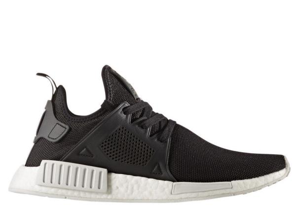 the latest 546ca 0aa84  BY9921  Mens Adidas Originals NMD XR1 - Black White Sneaker
