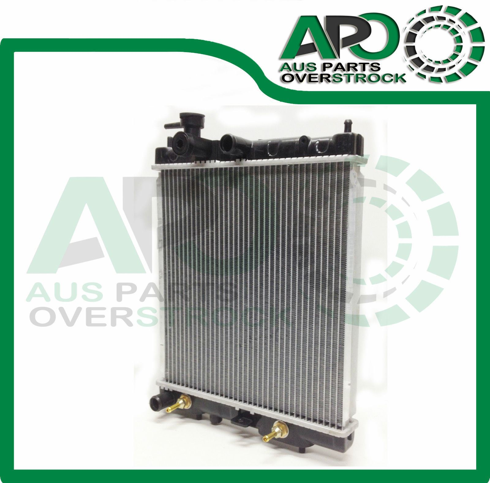Quality Radiator For NISSAN Micra K11 1.3L Auto / Manual 5 ...