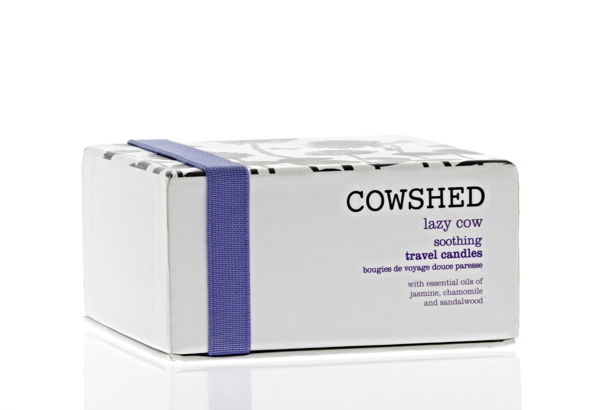 Cowshed Lazy Cow Soothing Travel Candles 4 X 134 Oz Home Scent C Natural Soy Wax Scented Moody Pack Are Made From 100 Is A Completely Renewable Source Making It Environmentally Friendly And Sustainable