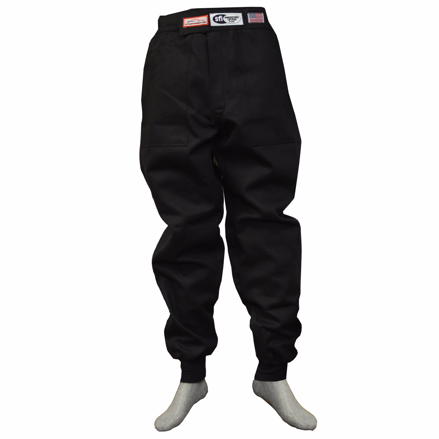 Racing Fire Suits >> Details About Racing Fire Suit Double Layer Pants Sfi 3 2a 5 Black Size Adult 4x