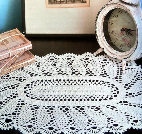 Crochet Absolutely Gorgeous Doilies New Ed. Patterns By Patricia ...