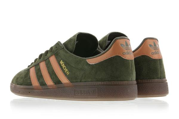 Adidas MUNCHEN Cargo Size 7 8 9 10 11 12 Mens Shoes CP8889
