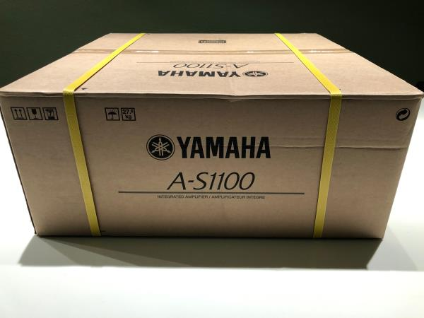 Details about Brand New Yamaha A-S1100SL Integrated Amplifier (Silver)  Yamaha A-S1100