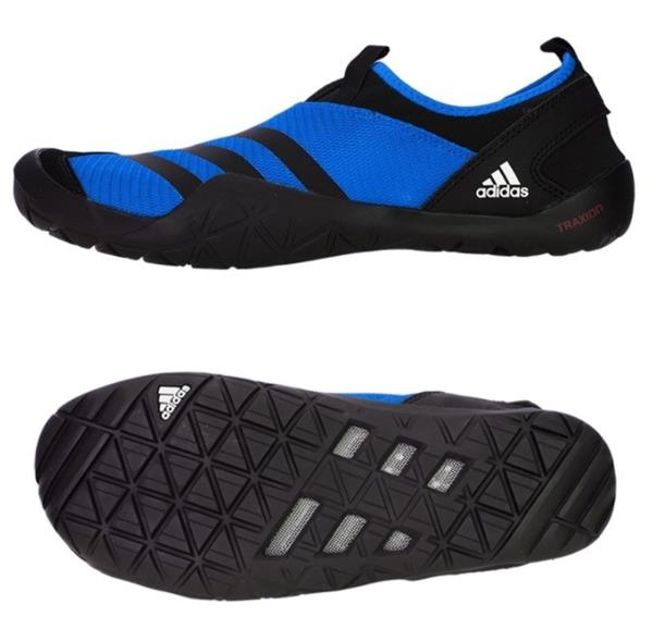 quality design 6f6a6 13c61 Details about Adidas Men Climacool Jawpaw SLIP-ON Slippers Sandals Shoes  Black Beach AF6089
