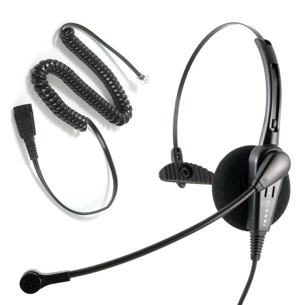 details about rj9 phone headset jabra compatible business grade monaural headset package 4-20mA Wiring