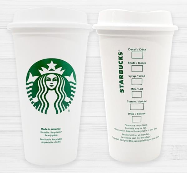 93e701a7260 Details about NEW Starbucks Tumblers Reusable Hot/Cold Cup Tall SIZE 16 Oz  Tumbler Gift Cups
